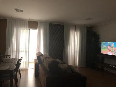 Apartamento Com 3 Dormitórios À Venda, 110 M² Por R$ 750.000 - Vila Progresso - Guarulhos/sp - Ap2373