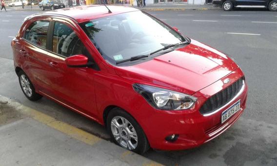 Ford Ka Sel 2017 Excelente Condicion Se Financia(ap)