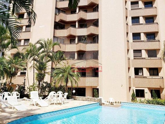 Apartamento Com 5 Dormitórios À Venda, 344 M² Por R$ 2.150.000,00 - Jardim Vila Mariana - São Paulo/sp - Ap2015