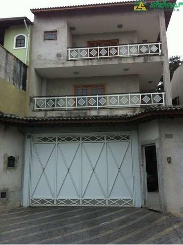 Imagem 1 de 19 de Venda Sobrado 3 Dormitórios Jardim City Guarulhos R$ 1.200.000,00 - 22526v