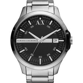Relógio Armani Exchange Masculino Original Nota Ax2103/1pn
