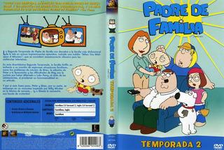 Family Guy - Temp. 2 - Dvd - O