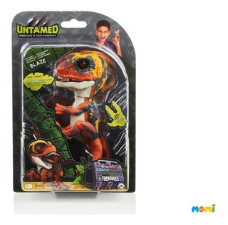 Juguete Dinosaurio Fingerling Untamed Interactivo Tv
