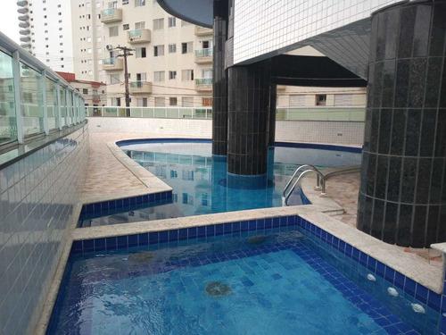 Imagem 1 de 12 de Apartamento 2 Dormitórios 250 M Praia Oportunidade Ams42