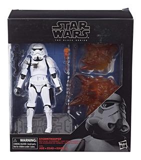 Star Wars Black Series 6 Stormtrooper Con Accesorios