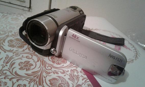 Filmadora Canon Fs21