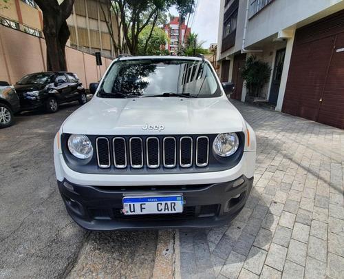 Jeep/ Renegade Sport 1.8 16v Flex - Ipva 2021 Pago