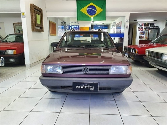 Volkswagen Parati 1.6 Cl 8v Gasolina 2p Manual