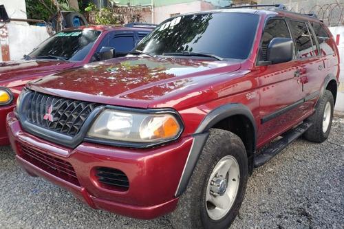 Mitsubishi Montero Sport 2000 Gasolina 4x4 Nunca Gas America