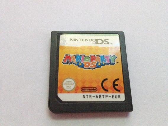 Cartucho Original Nintendo Ds Mario Party