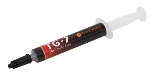 Pasta Termal Thermaltake Tg-7 Gris Pasta Termica 250c 4g /vc
