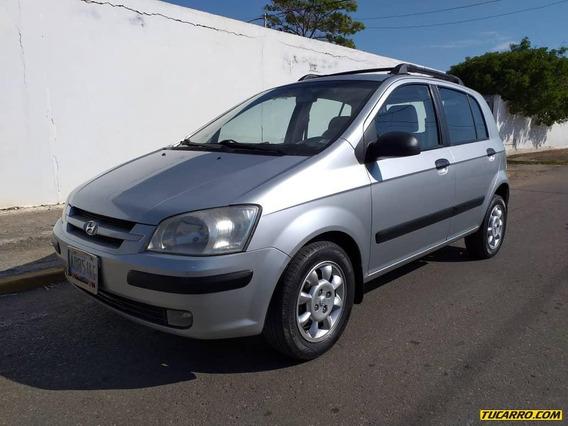 Hyundai Getz Sincronico
