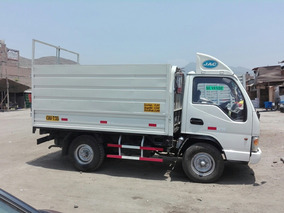 Camion Pickup Jac Año 2013