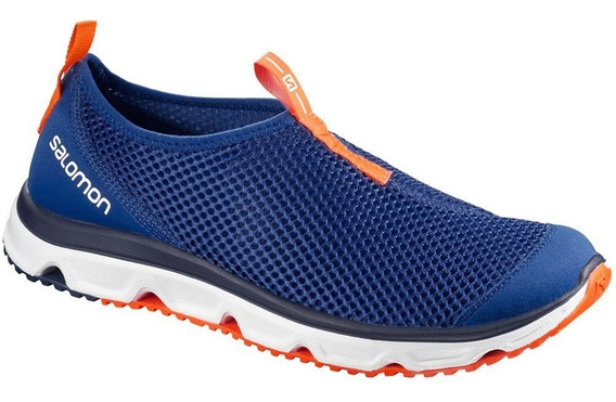 Zapatillas Salomon Hombre - Rx Moc 3.0 - Relax + Regalo S+w