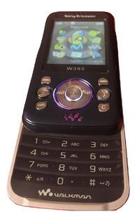 Sony Ericson W395 0 Desgaste Accesorios Originales