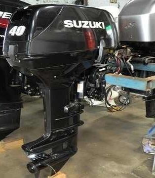 Motor Suzuki 40 Hp