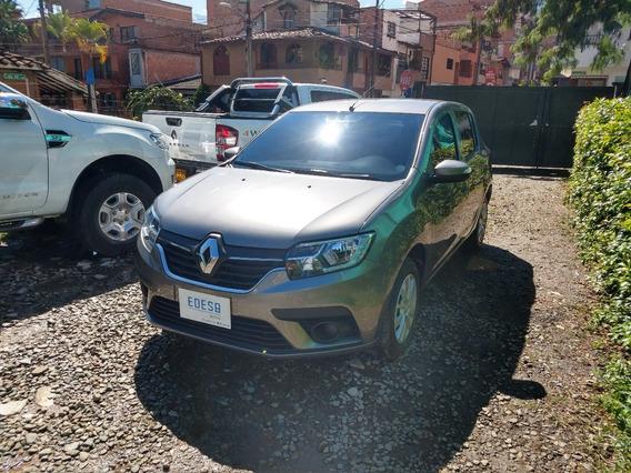 Renault Sandero Expression Seminuevo 2020