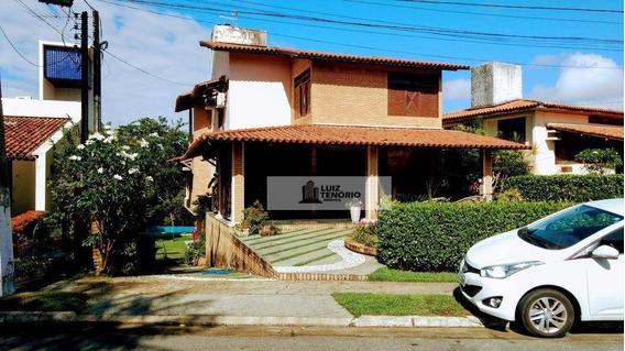 Casa À Venda - Aldebaran Beta - 251 M², 4 Suítes / 2 Com Closet - Piscina Com Borda Infinita - Por R$ 1.300.000,00 - - Ca0005