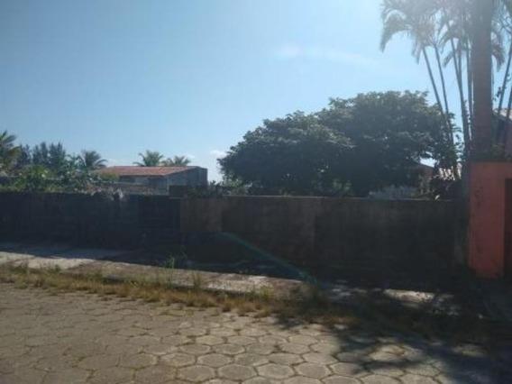 Terreno Lado Praia No Cibratel 1 Em Itanhaém - 5693   Npc