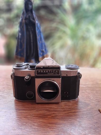 Câmera Antiga Práktica Super Tl