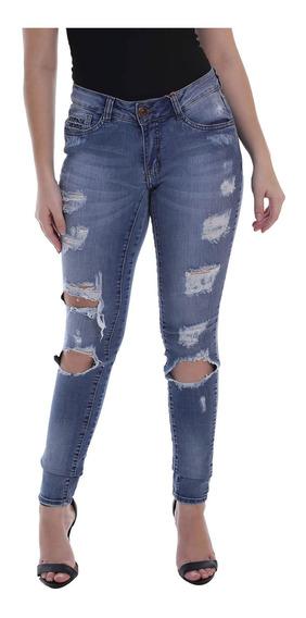 Calça Jeans Osmoze Skinny 23141 Un Azul