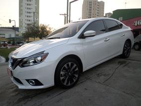 Nissan Sentra 2.0 Sl 2018 Branco Flex Aut. 4p