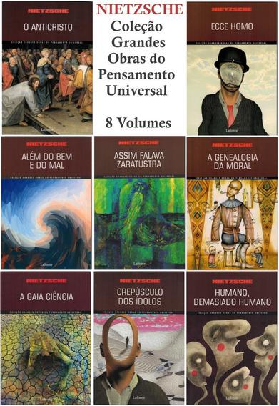Nietzsche Em Coleção Grandes Obras Do Pensamento Universal 8