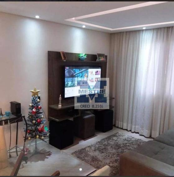 Apartamento Com 1 Dormitório À Venda, 49 M² Por R$ 205.000,00 - Jardim Cocaia - Guarulhos/sp - Ap2087