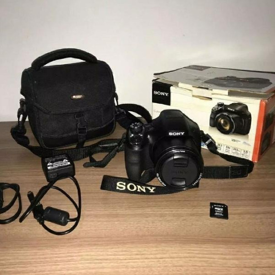 Sony Dsc H400 Semiprofissional Completa