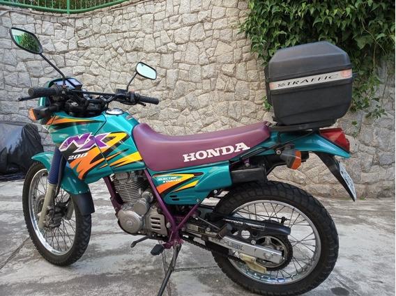 Honda Honda Nx 200