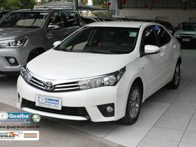 Toyota Corolla Xei 2.0 16v Flex, Baixo Km!!! Impecável!!!