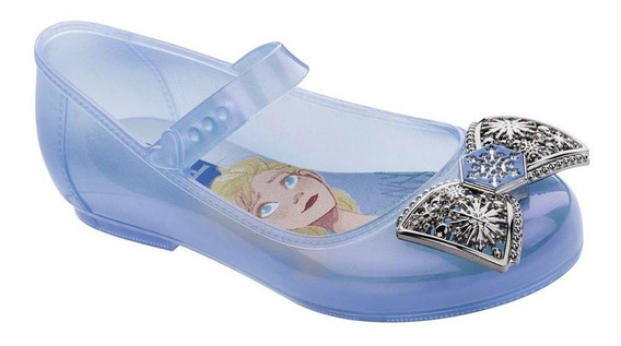 Sapatilha Infantil Feminina Grendene Frozen Power Glam 22220