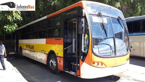 Ônibus Urbano Busscar Urbanuss Pluss - Ano 2005 - Johnnybus