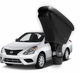 Acessório Para Automóveis Apoio De Braço Versa Em Couro
