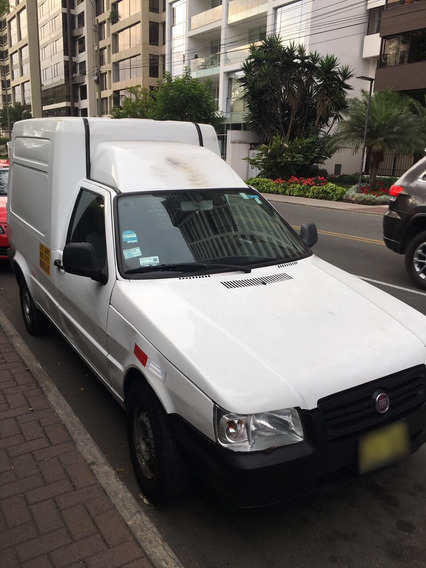 Fiat Fiorino Modelo 2014 Excelente Dual Glp Mecánica