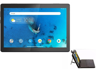 Tablet Lenovo 10 Pulgadas 16gb Wifi Android + Funda Teclado