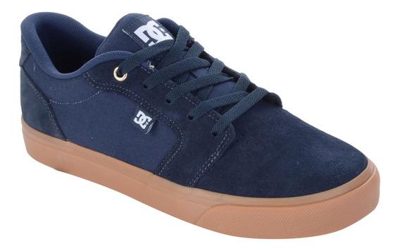 Tênis Dc Shoes Anvil 2 La Marinho