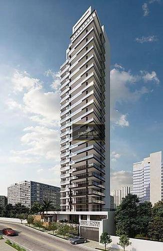 Apartamento Com 3 Dormitórios À Venda, 205 M² Por R$ 5.250.000,00 - Jardins - São Paulo/sp - Ap46922