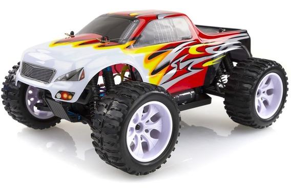 Camioneta Monster Rc 4x4 Radiocontrol 1/10 Hsp 94111 Rtr