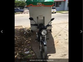 Motocicleta Akt Nkd 125 Con Furgon
