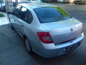 Symbol Confort 1.6 2011 Anticipo $104000+cuotas Fijas! Ce