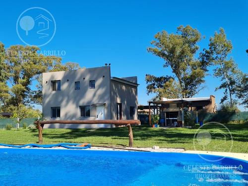 Imagen 1 de 30 de Venta - Casa - Barrio Parque Jularó - Exaltación De La Cruz