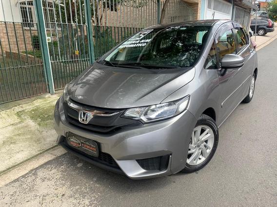 Honda Fit Lx 1.4 Completo 2015 Único Dono Baixo Km