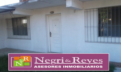 Casa En Alquiler En Playa Pascual $ 8.500 Anda
