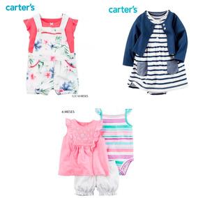 Conjunto Bebê Carters Original Menina Carter