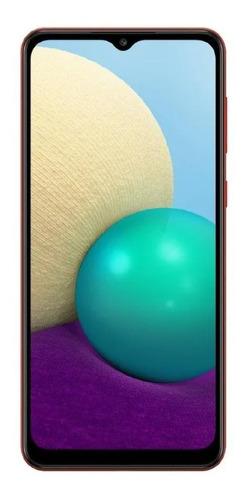 Imagen 1 de 7 de Samsung Galaxy A02 Dual SIM 64 GB rojo 3 GB RAM