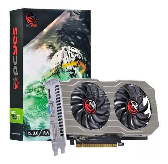 Placa De Vídeo Geforce Gtx 750ti Pa75012802g5