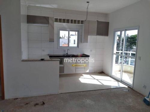 Imagem 1 de 14 de Sobrado Com 2 Dormitórios À Venda, 100 M² Por R$ 560.000,00 - Paraíso - Santo André/sp - So1548
