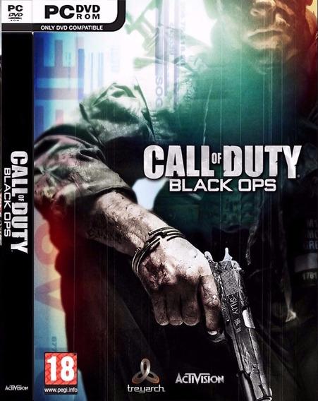 Call Of Duty Black Ops Pc Original Frete Gratis !!