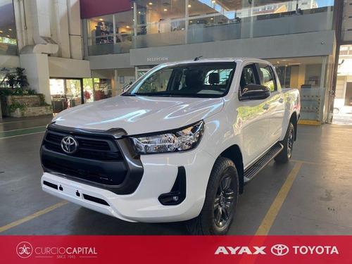 Toyota Hilux Sr 4x2 Diesel Manual 2021 Blanco 0km